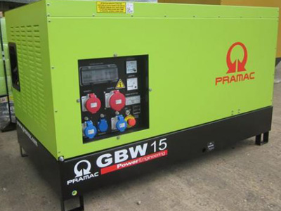 Pramac GBW15P Manual